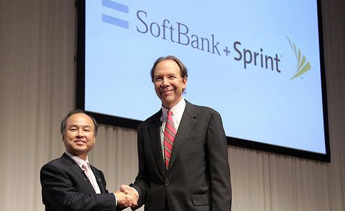 Sprint Soft Bank